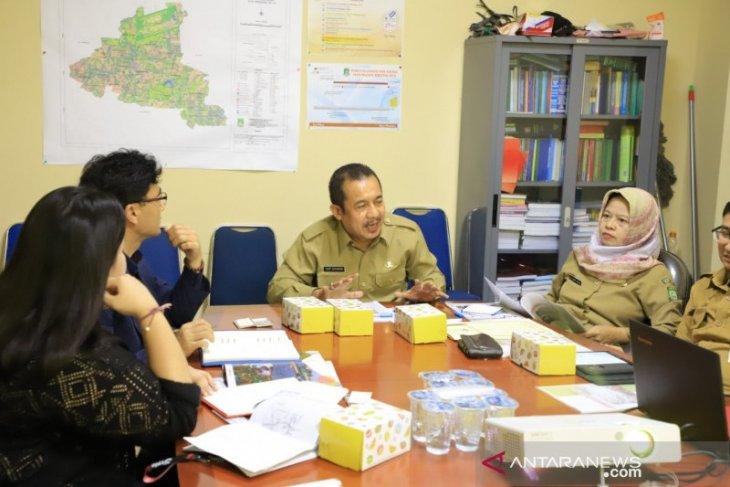 Pemkot Tangerang-Gyeongnam  jajaki kerjasama