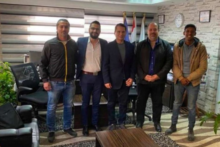 Klub asal Mesir rekrut pesepak bola tertua di dunia berusia 75 tahun