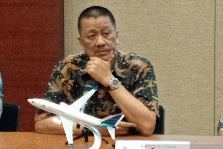 Garuda ready to airlift Indonesians from other cities in China