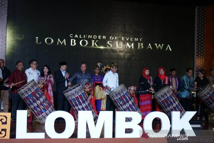NTB launches Lombok-Sumbawa 2020 Calendar of Tourism Events