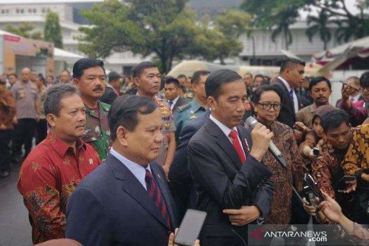 Presiden Jokowi: Kedaulatan NKRI harga mati