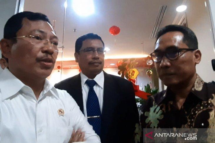 Putranto reprimands BRI official for comment on coronavirus