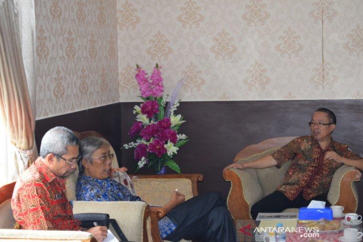 Pembangunan Kantor Gubernur Kapuas Raya masuk tahap pengurusan IMB