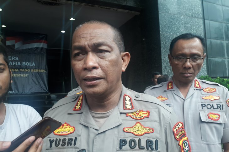 Police prepare personnel to tackle floods in Jakarta