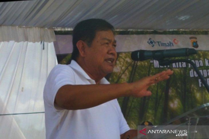 Pemkab Bangka Selatan minta RT/RW optimalkan pelayanan kepada masyarakat