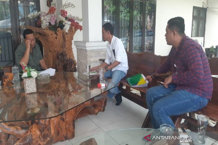 BP-Jamsostek tawarkan MoU perlindungan sosial tenaga kerja kepada Pemkab Madina