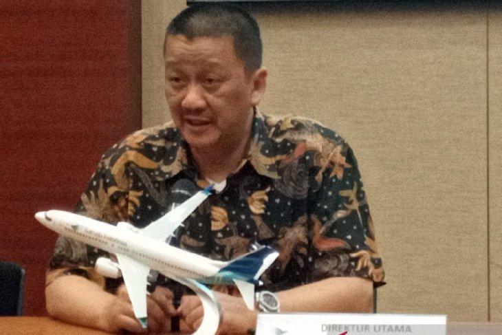 Oknum pilot Garuda  terbukti pakai narkoba, Dirut: