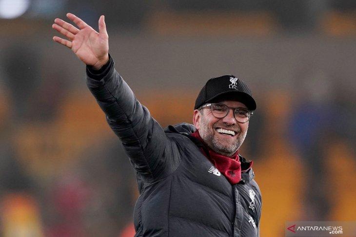 Juergen Klopp dukung keputusan Liga Premier gelar latihan lagi