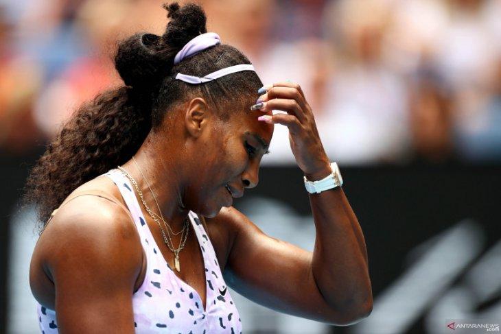 Serena lanjutkan perburuan gelar Grand Slam ke-24