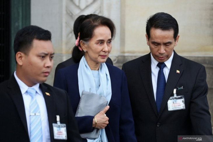 Myanmar takes cognizance of ICJ verdict on Rohingya