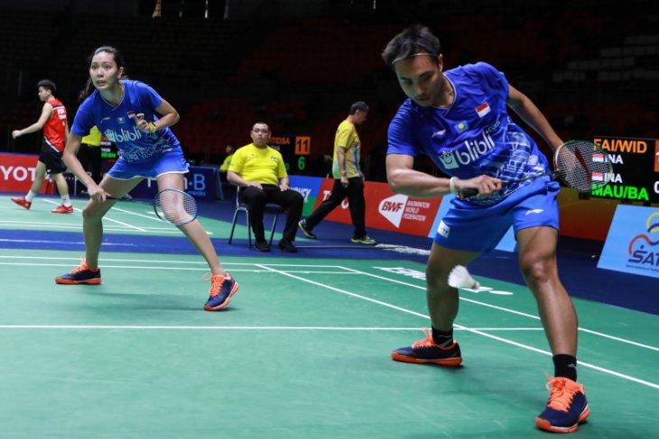 Hafiz/Gloria rebut tiket final Thailand Masters
