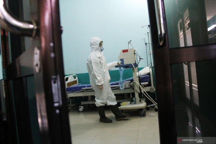 Seorang warga Padang yang baru umroh diduga suspect  Virus Corona dirawat di RSUP Djamil Padang
