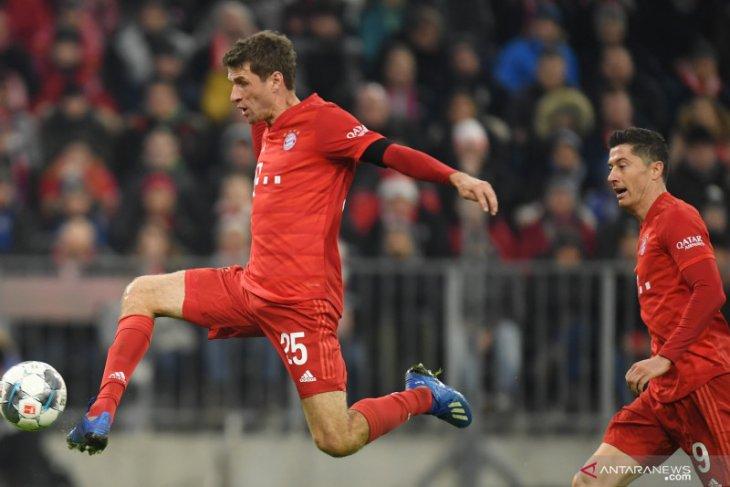 Bayern Munich tampil trengginas hantam Schalke