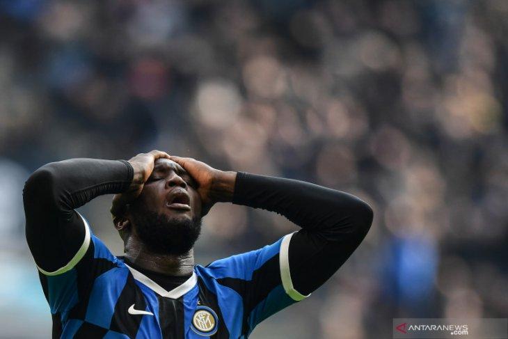 Romelu Lukaku: Pada Januari, 23 dari 25 pemain Inter sakit