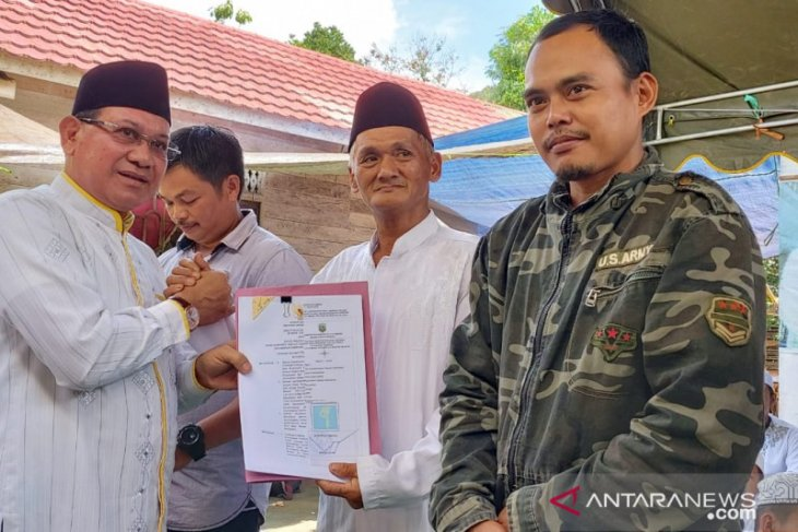 Kotabaru settles 113 villages boundary disputes