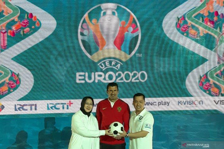 Piala Eropa 2020 ditayangkan di televisi Indonesia