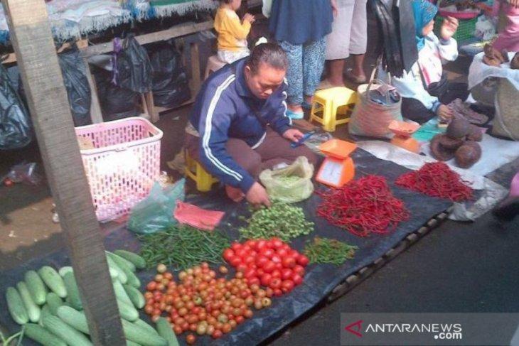 Harga cabai merah di Curup mencapai Rp50.000 per kilogram