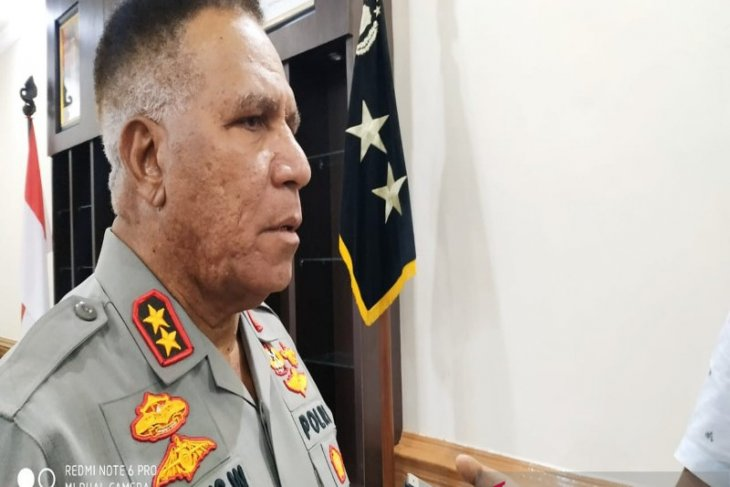Dua anggota KKB tewas dalam kontak tembak di Intan Jaya