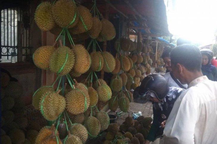 Hasil durian Badui di Lebak dongkrak ekonomi warga
