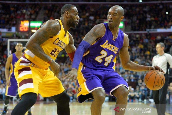 Testimoni sesama legenda bola basket Kobe Bryant