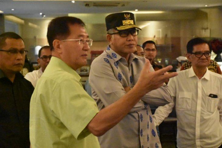 Pemerintah Aceh jajaki kerja sama dengan perusahaan Marmer