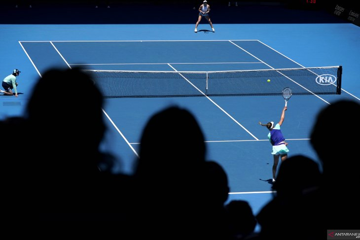 Dampak penyebaran virus corona, WTA Tour ditangguhkan hingga 2 Mei