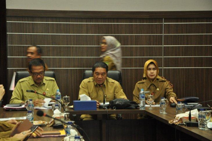 Pemprov Banten hentikan pembangunan jalan di Situ Gede Tangerang