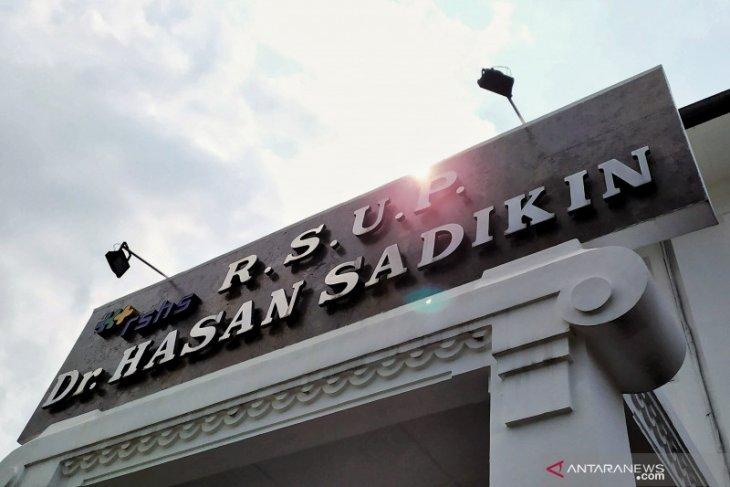 RSHS Bandung rawat bayi 1,5 bulan positif corona