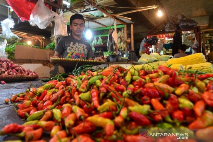 Harga cabai rawit di Bogor capai Rp80.000/kg