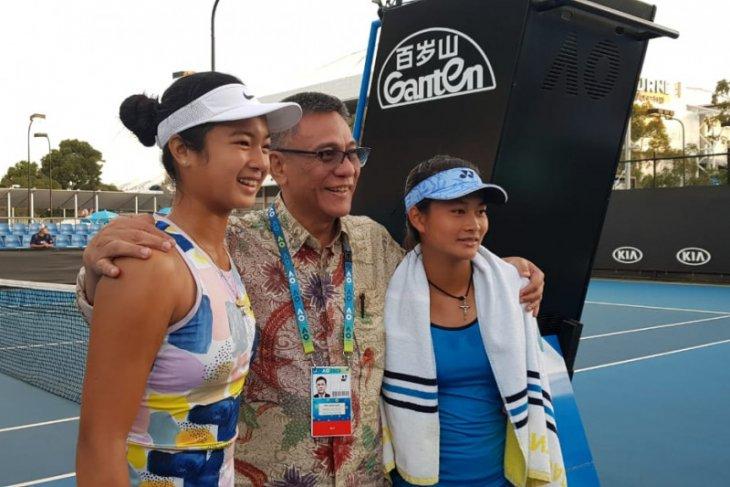 Priska melaju ke fase selanjutnya di Australian Open