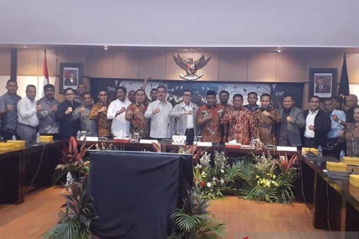 Pemprov - DPRD Maluku konsolidasi terbitnya UU Daerah Kepulauan