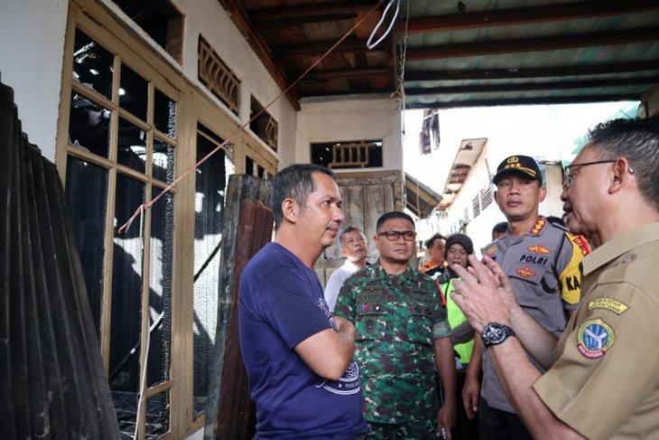 Pemkot Pontianak akan berikan bantuan bedah rumah kepada korban kebakaran