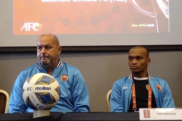 Piala AFC 2020:   PSM ingatkan pemain tak percaya diri berlebihan