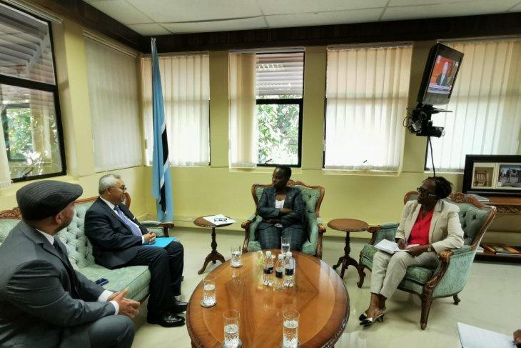 Indonesia further efforts to penetrate Botswana market