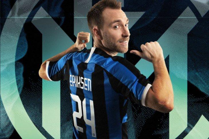 Inter Milan persilahkan Eriksen gabung klub lain di bursa transfer Januari