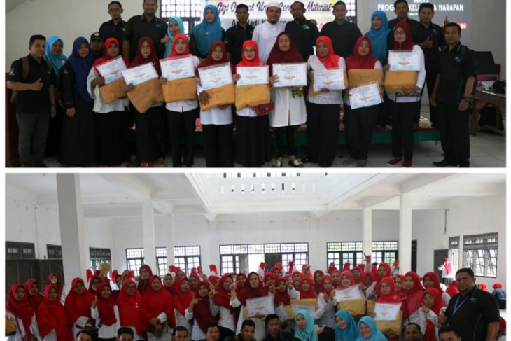 PKH Tanjung Pura Langkat laksanakan lomba makanan bergizi bagi