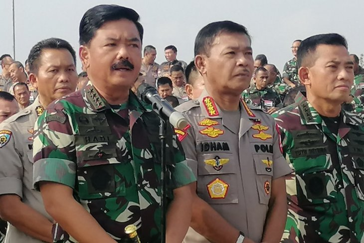 Panglima TNI: Prajurit tak berpolitik praktis di Pilkada 2020