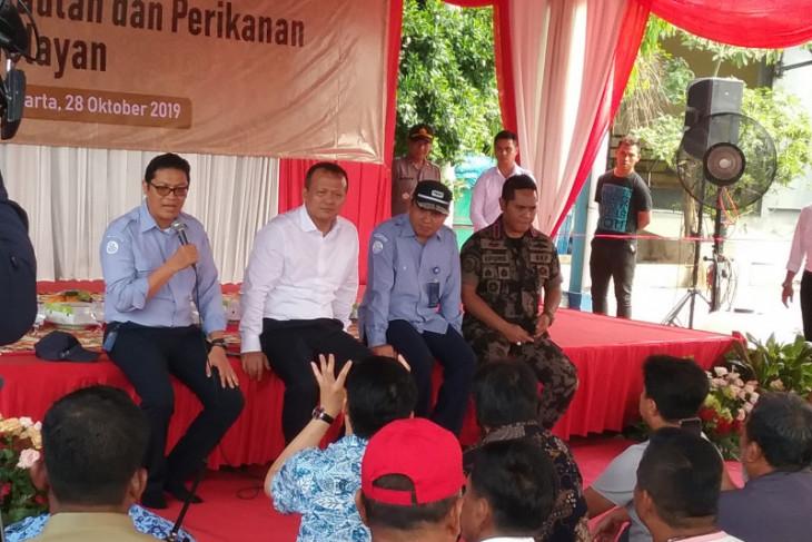 KKP gandeng BUMN perbankan-asuransi berdayakan nelayan