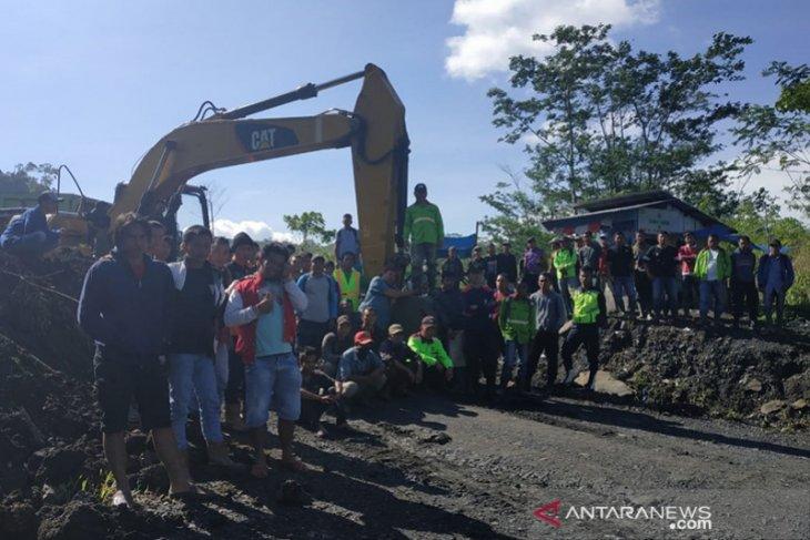 Konflik konsesi tambang PT BMQ di Rindu Hati berlanjut