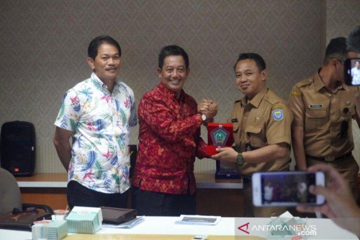 Pemkab Jembrana tingkatkan potensi kehumasan ke Bandung