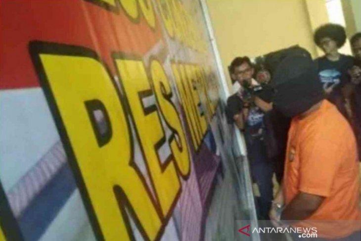 Pencuri ban mobil yang sempat viral di medsos dibekuk polisi