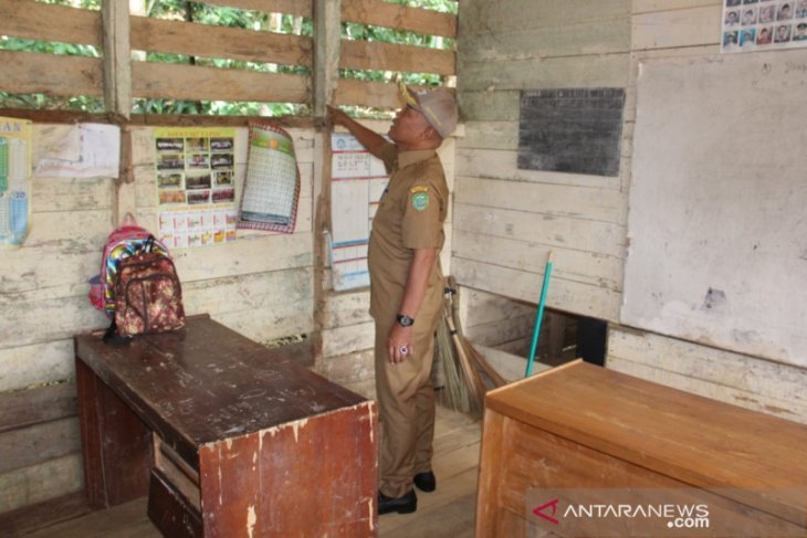 Wabup Tapin safari pendidikan ke wilayah pegunungan Meratus