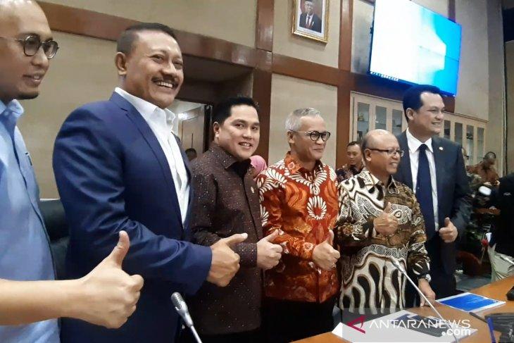 Menteri BUMN sepakati perlunya perlindungan nasabah Jiwasraya