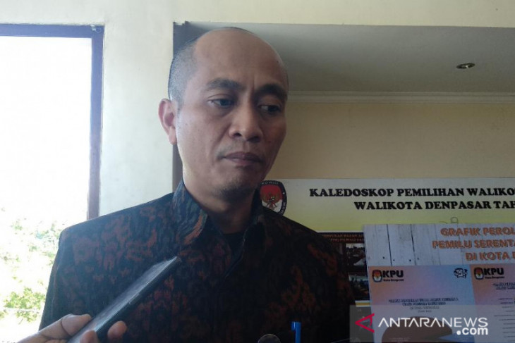 KPU Denpasar: lima pendaftar PPK gagal ikuti tes tulis