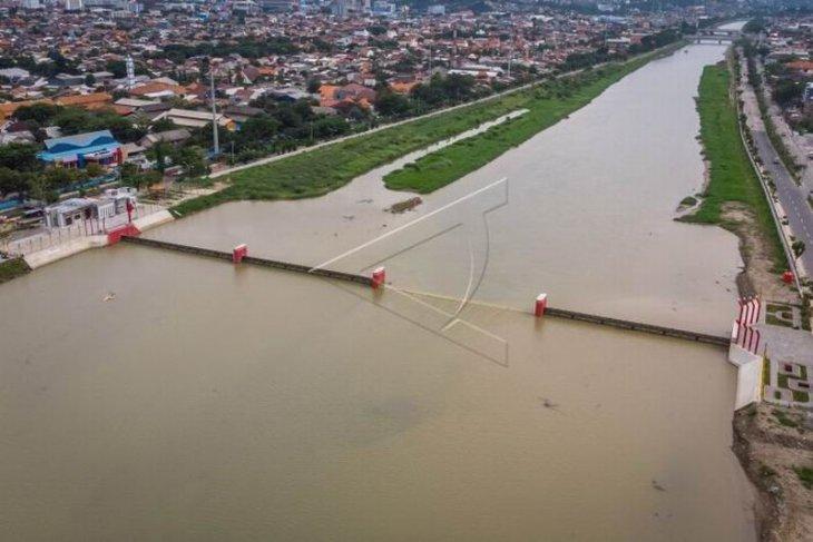 Bendung Gerak Kanal Banjir Barat