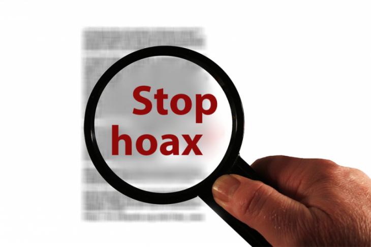 Warganet jangan sebarkan hoaks virus corona