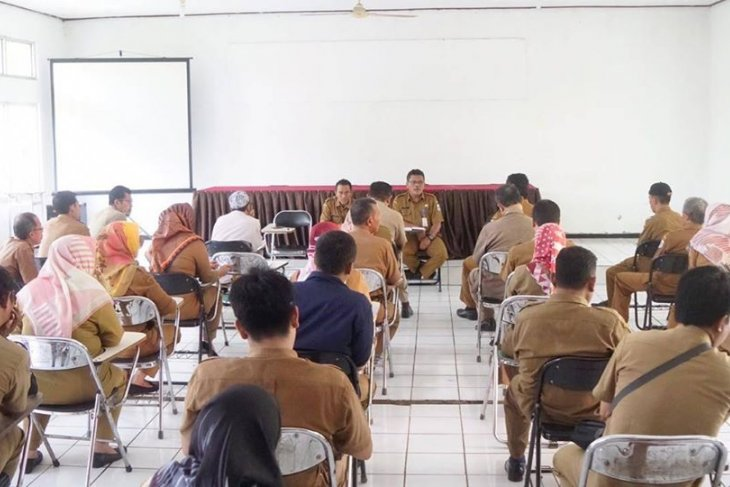 Sekda Pandeglang ajak aparatur sipil negara bekerja disiplin dan tanggung jawab