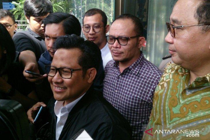 Terkait pengakuan Musa Zainuddin, KPK konfirmasi Cak Imin