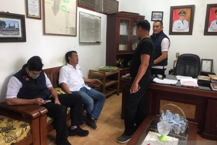 3 orang diamankan saat polisi gelar OTT di kantor Camat Babalan Langkat