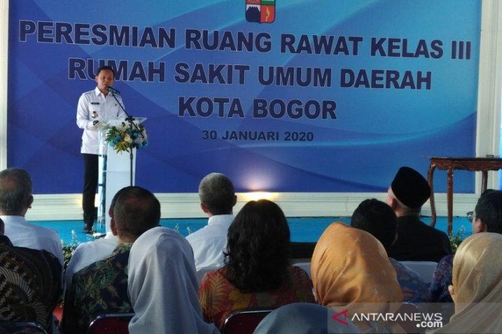 Wali Kota Bogor ingatkan pimpinan rumah sakit kuatkan